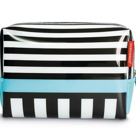 Maxibag Black Stripes