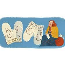 Das Google Doodle zum Jubiläum
