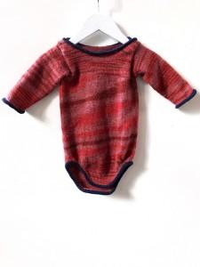 Babybody Rowan Fine Art Overlapping Shoulders Amerikanischer Ausschnitt